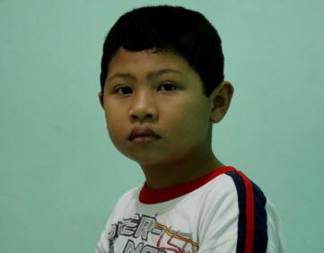 7 Year old Anwaf