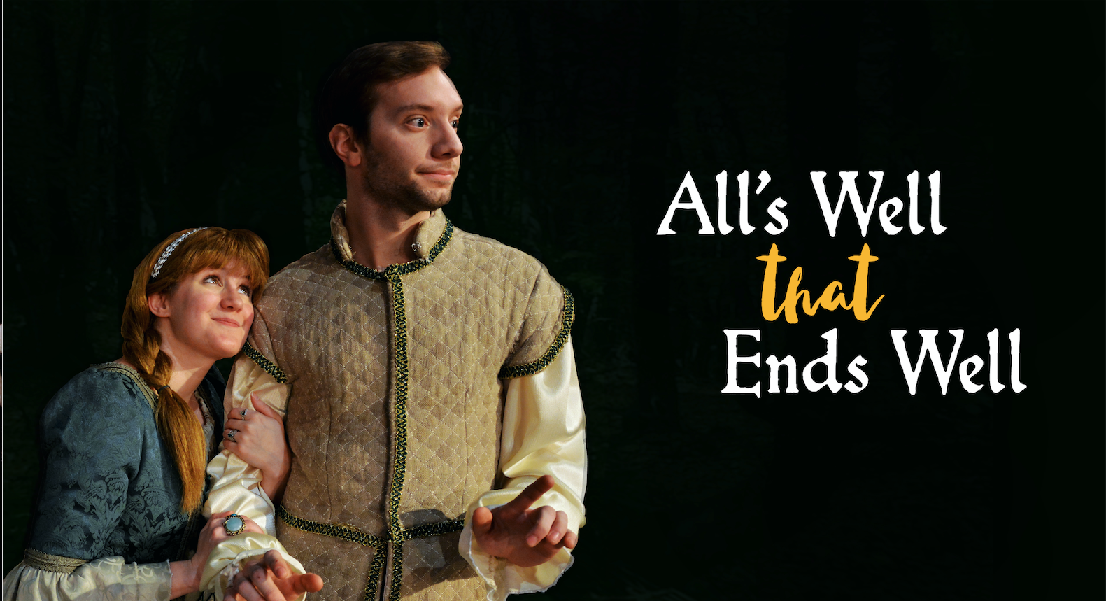 Tickets For Alls Well That Ends Well In Akron From Showclix