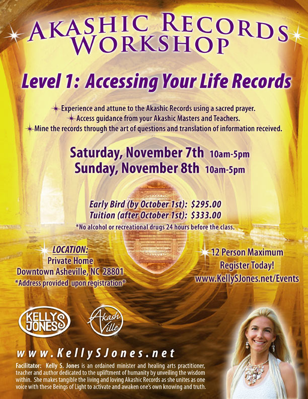 how to access your own akashic records