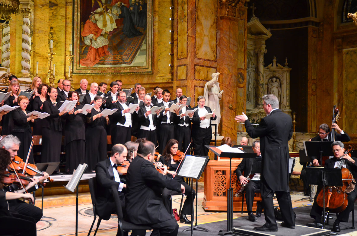 Choir and Orchestra of St. Ignatius Loyola