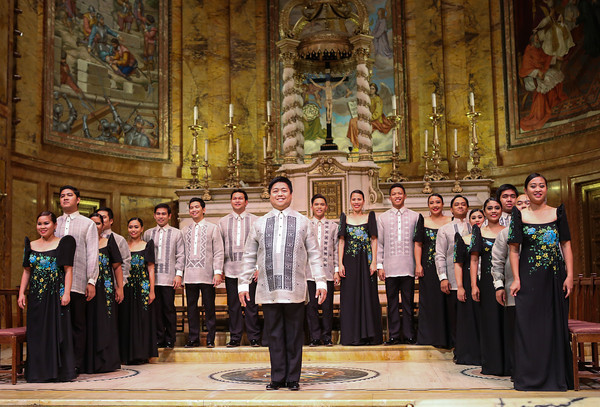 The Philippine Madrigal Singers