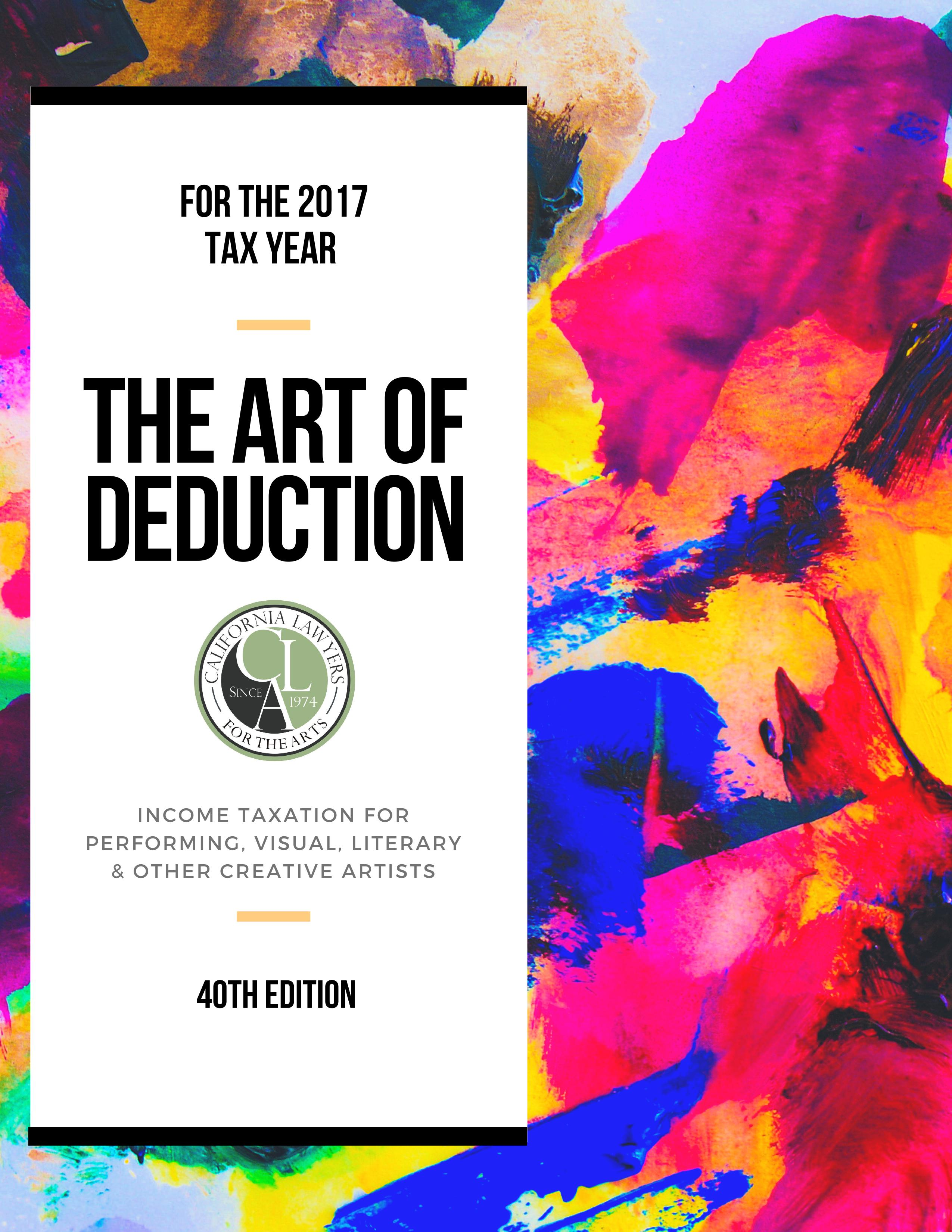 Art of Deduction Cover