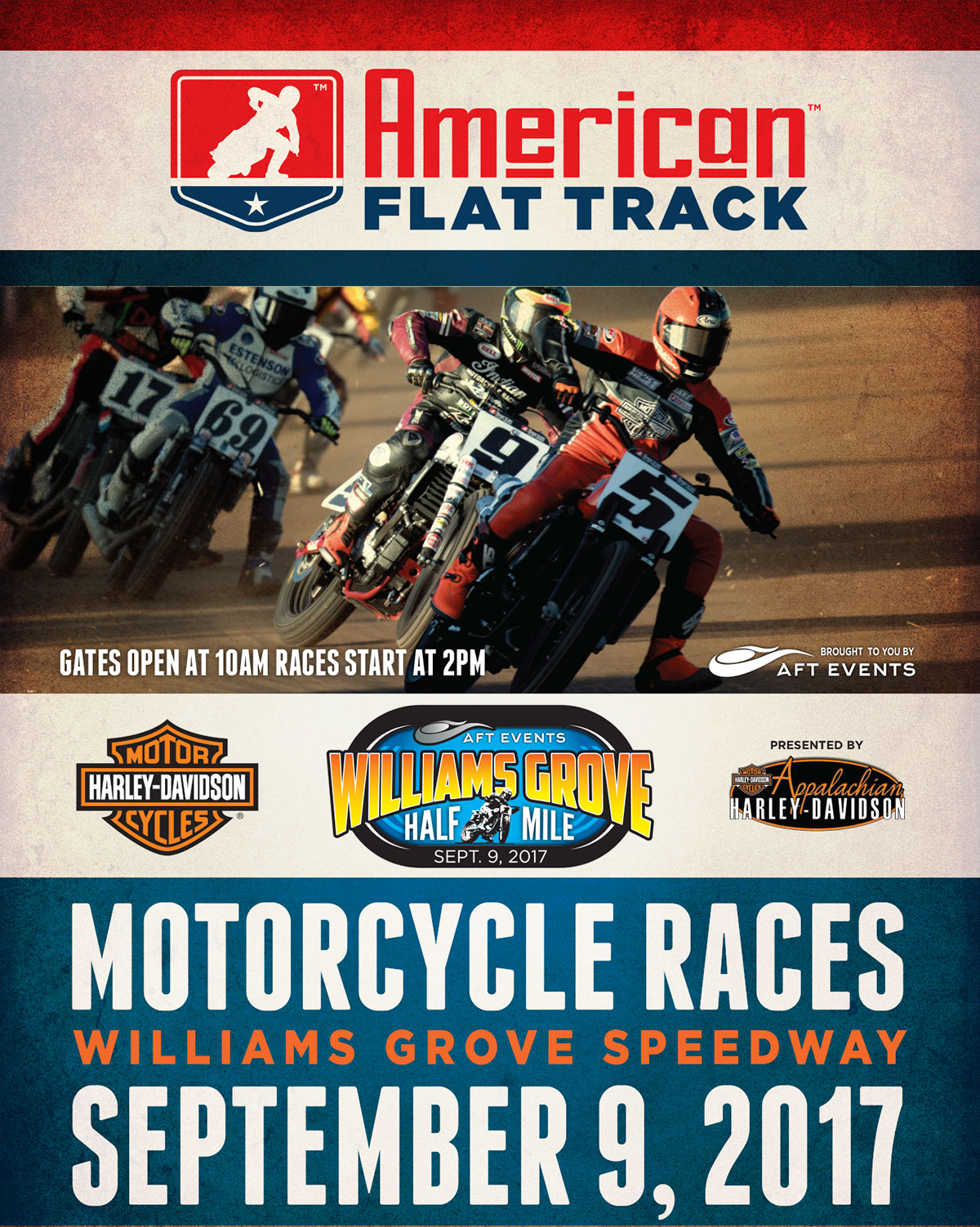 tickets for harley-davidson williams grove half-mile in