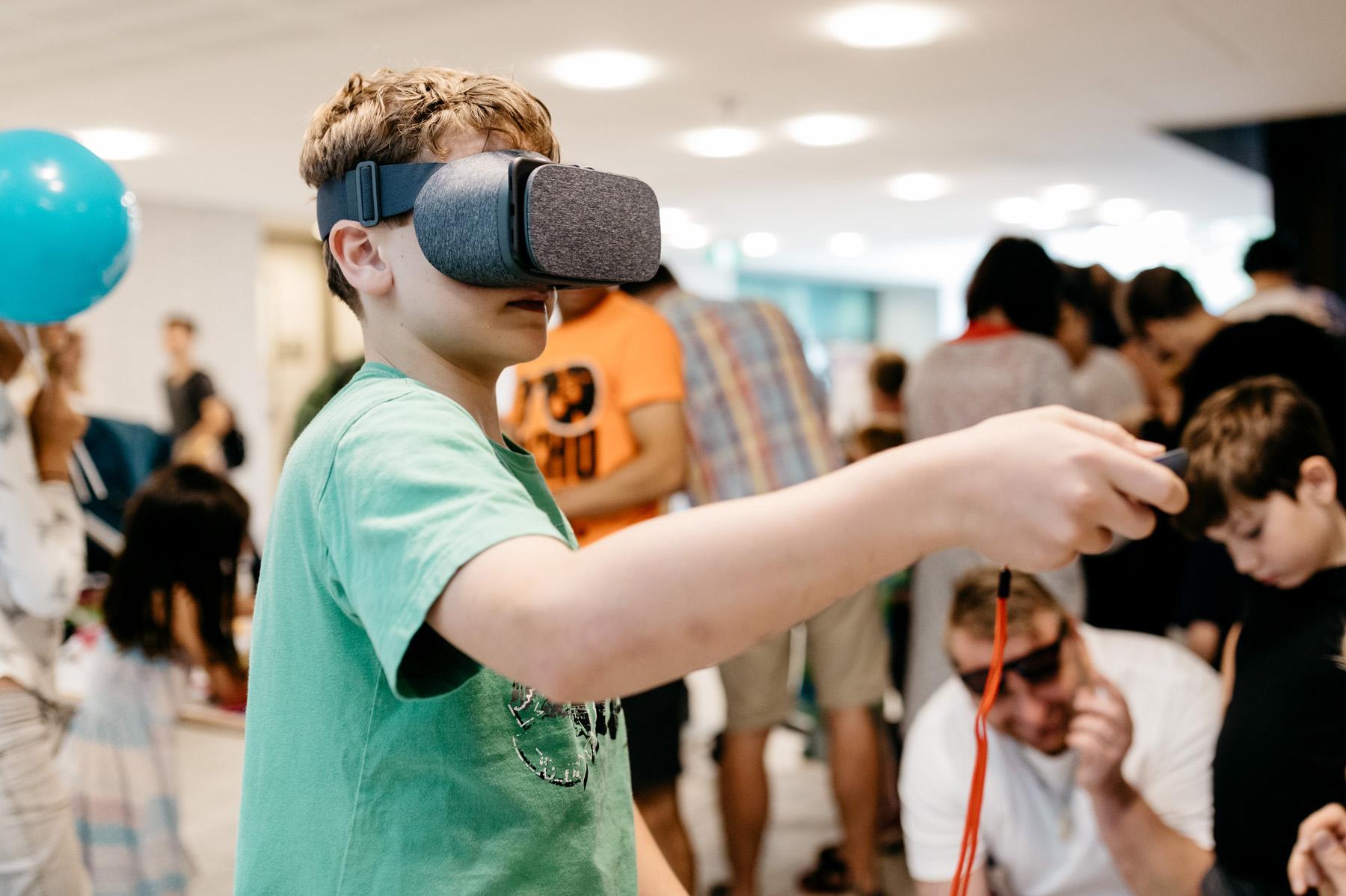 SLQ Summer Festival - Capturing 360 Perspectives